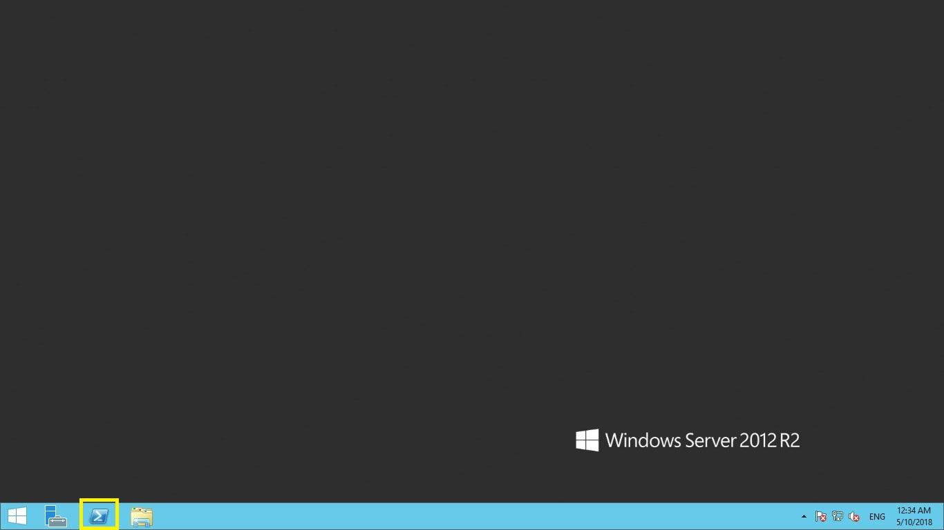 آموزش نصب IIS بر روی ویندوز سرور 2012 - تصویر اول