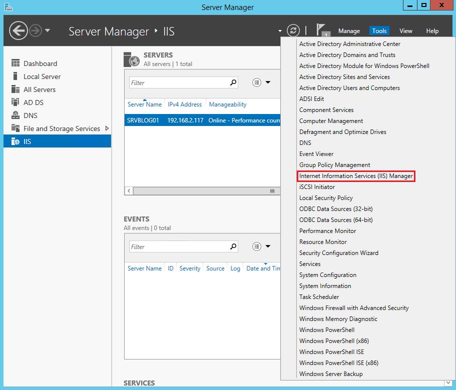 آموزش نصب IIS بر روی ویندوز سرور 2012 - تصویر دهم