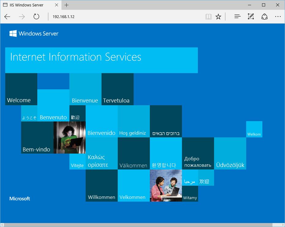 آموزش نصب IIS بر روی ویندوز سرور 2012 - تصویر یازدهم